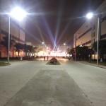 2013年年会 工业园里的夜晚